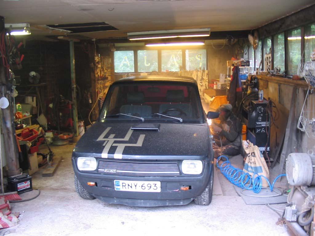 FIAT 127 SPORT